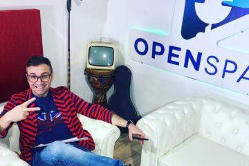 Grande successo per Open Space Live, il nuovo format a cura di Vincenzo Santoro