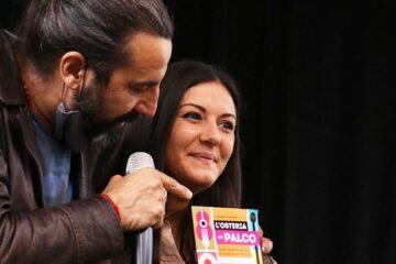 """Confermata la seconda stagione del format televisivo """"L'Osteria del palco in tv"""" di Francesca Amodio"""