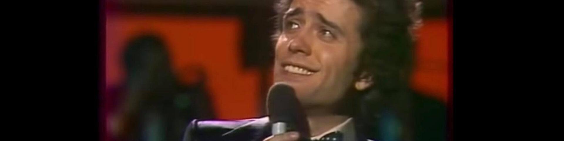 Le 5 indimenticabili canzoni di Gianni Nazzaro