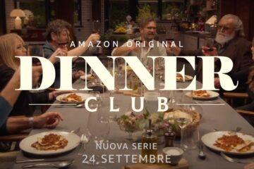Pubblicità Dinner Club su Amazon Prime: colonna sonora (Video)